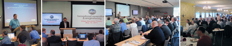 Photos from VSF Meeting Series, May 2011